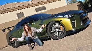 MOM REACTS TO GTR LAUNCH! thumbnail
