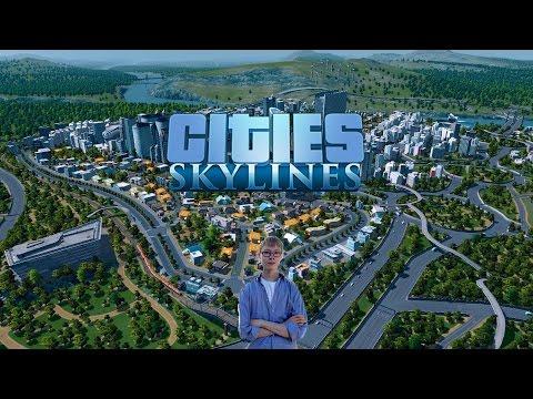 First Look Cities Skyline [Dansk]