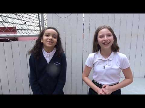 #3 CSF School Visit Video Series with The School of the Blessed Sacrament