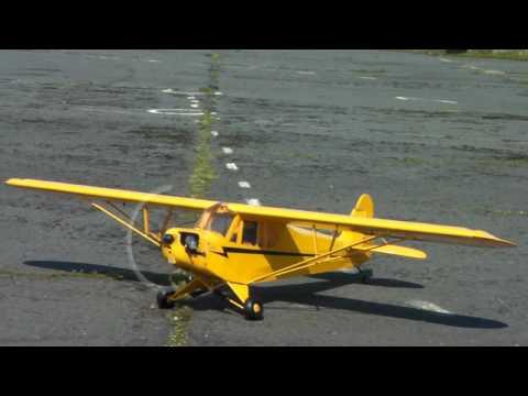 Hangar 9 J3 Piper Cub 1/4-scale