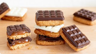 チョコレート・キャラメル・クッキーの作り方&ラッピング Chocolate Caramel Cookie*Eggless Recipe|HidaMari Cooking