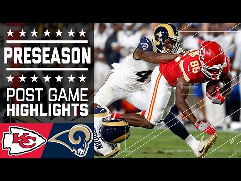 Chiefs vs. Rams | Post Game Highlights | NFL