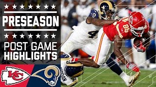 Chiefs vs. Rams | Game Highlights | NFL