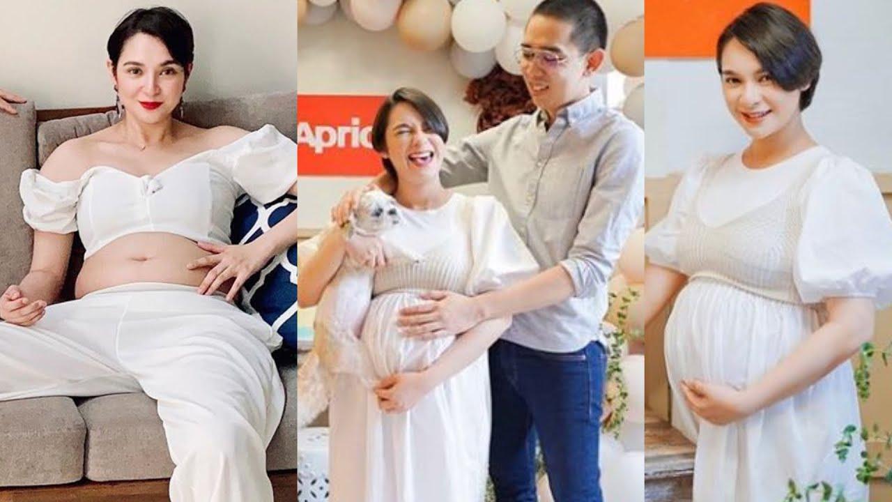 RYZA CENON MANGANGANAK na sa October ng isang BABY BOY
