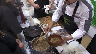 Полба с грибами. Бунтари уральской кухни