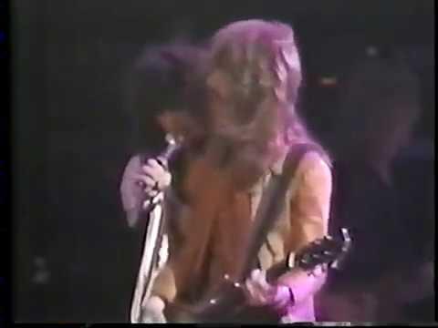Aerosmith Dream On  in Largo 1977
