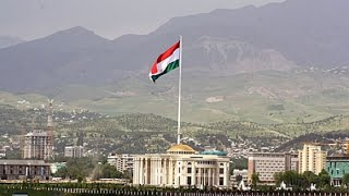 День Государственного флага Таджикистана