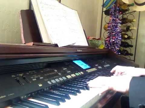 Alex Belfield - Playing Piano Live - Your Song / Back For Good