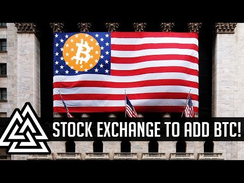NYSE To Trade Bitcoin! Goldman Adds Bitcoin Trading Desk!