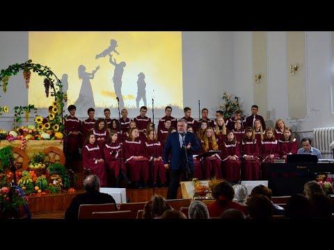 Юрий Иванов, Дмитрий Ильин - Нам большую ответственность в жизни Бог подарил