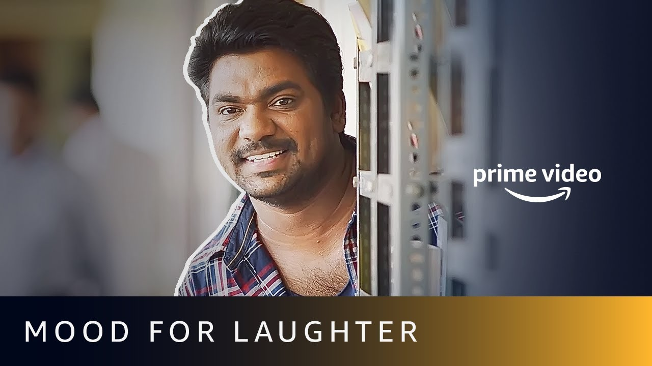 Mood For Laughter ft. Zakir Khan | Amazon Prime Video