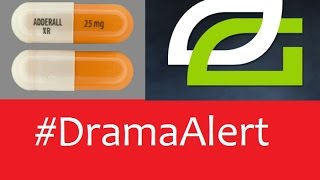 Adderall Drug Abuse in OpTic Gaming?  #DramaAlert Crimsix - Catfish - YoutubableHD - MsHeartAttack