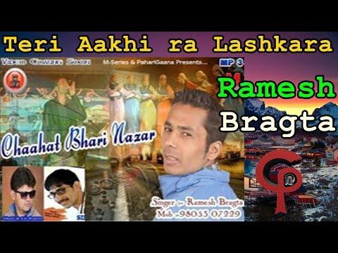 Teri aakhi ra Lashkara by Ramesh Bragta