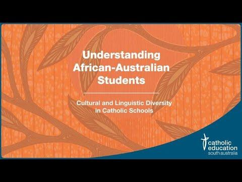 Understanding African-Australian Students