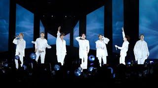 "BTS 뉴욕 공연 ""소중한 꿈 이뤄져""…글로벌 축제 한마당 / 연합뉴스TV (YonhapnewsTV)"