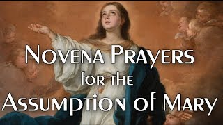 Novena for the Assumption of Mary