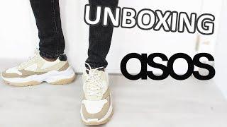 ASOS DESIGN Baskets à grosse semelle | Unboxing, Review + On Feet 🔥