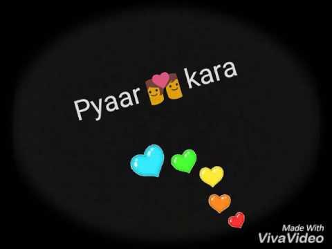 Tenu itna me pyar kara very sad song with lyrics