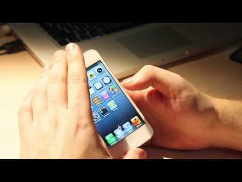 [AppleInsider.ru] Первый обзор IPhone 5 на русском языке