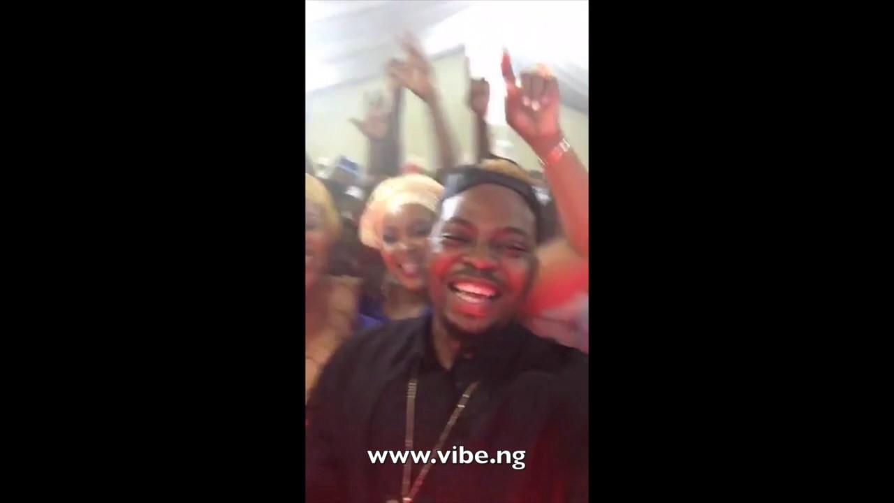 Baddo! Watch Olamide Perform at a wedding!