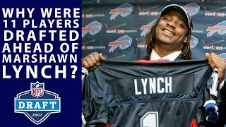 Download Why Were 11 Players Drafted Before Marshawn Lynch? Mp3 and Videos