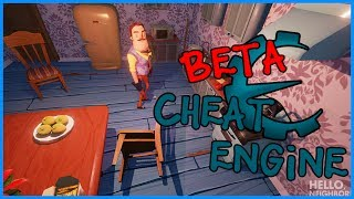 Скачать BETA Hello Neighbor Cheat Engine Trainer Beta 2