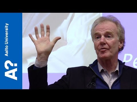 "Peter Senge: ""Systems Thinking for a Better World"" - Aalto Systems Forum 2014"