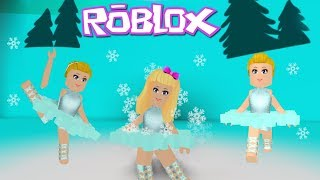 New Winter Update! Roblox: Dance Your Blox Off ~ Freestyle & Jazz