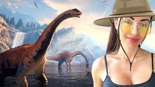 NEW DINOSAURS + NEW BASE! - Ark Survival Evolved (Episode 3)