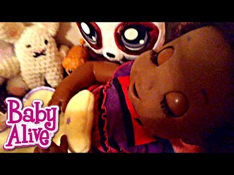 Baby Alive Doll Nursery Tour By Zoe Youtube