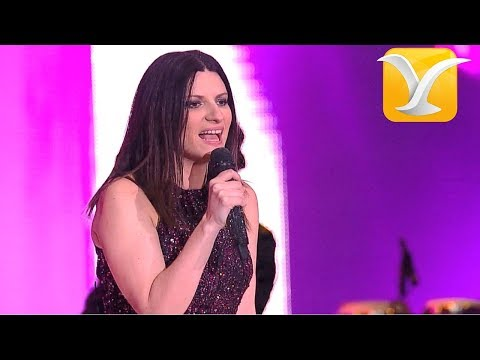 Laura Pausini - Escucha atento - Festival de Viña del Mar 2014 HD