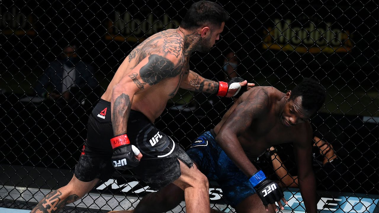 Download Best Finishes From UFC Vegas 23 Fighters