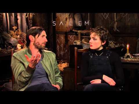 Inside Salem Season Two with Iddo Goldberg & Elise Eberle