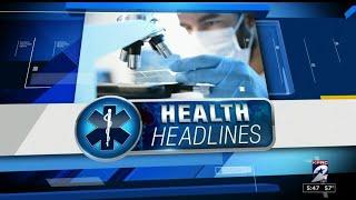 Health headlines for Oct. 16, 2018