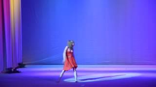 Студия современной хореографии Стиль жизни - Соло Пащенко Анастасия