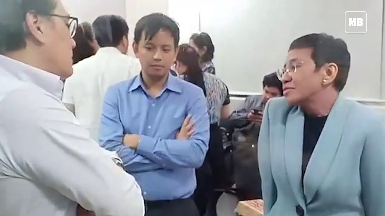 Rappler CEO Ressa will spend the night at NBI after failing to post bail