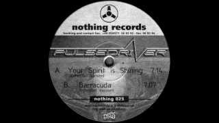 Pulsedriver - Barracuda (Extended Version) [Nothing Records 2000]