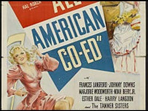All American Co-Ed [1941] LeRoy Prinz