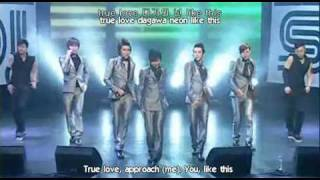 ROM/HAN/ENG; SS501 Love Like This live