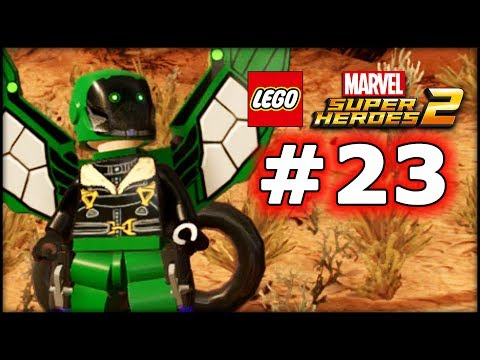 LEGO Marvel Superheroes 2 - LBA Episode 23 - The Vulture!