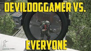 Escape From Tarkov - DevilDogGamer vs. Everyone
