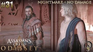 【PS4】ASSASSIN'S CREED ODYSSEY - #31 コリンティア地域解放①&取り扱い注意(Nightmare Difficulty/No Damage)