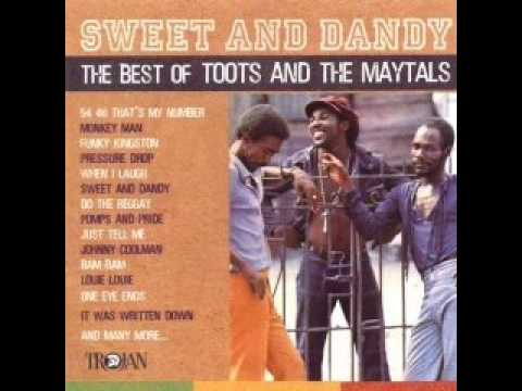 The Toots & The Maytals - I Shall be Free