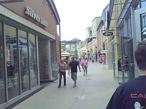 Shopping in Salt Lake City, Utah