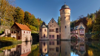 Schloss Mespelbrunn: A Fairytale Forest Castle