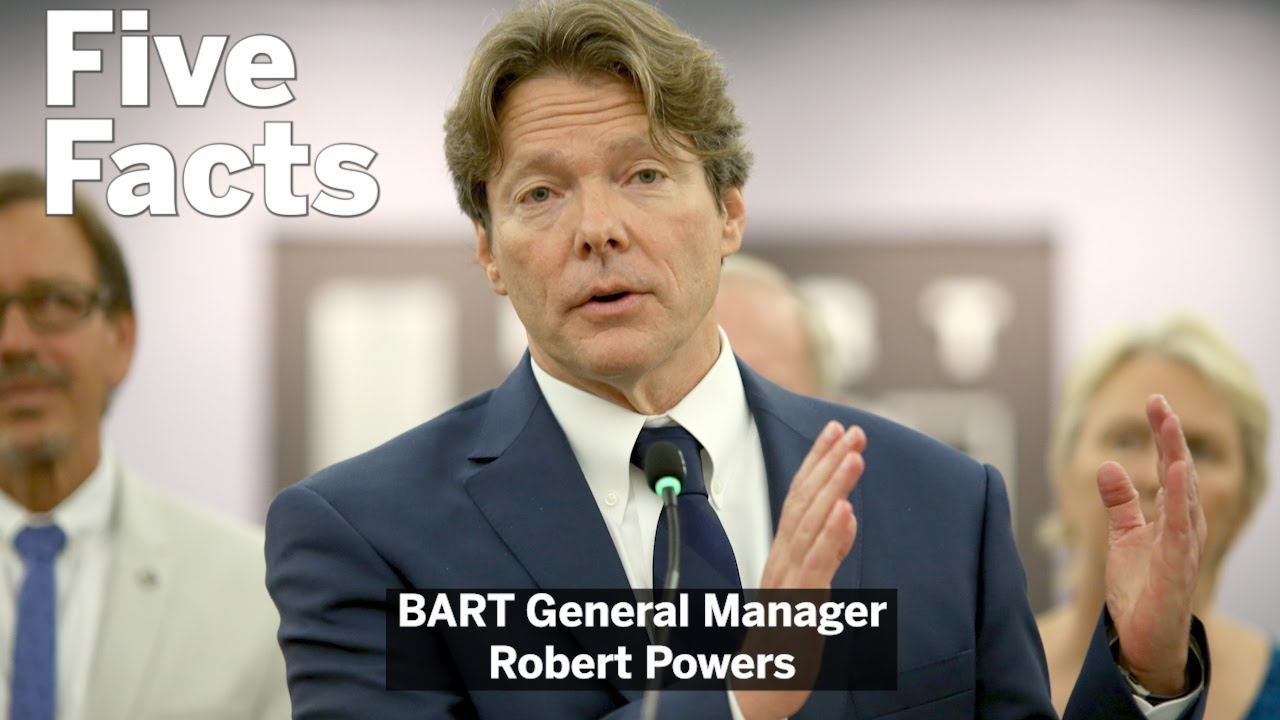 5 Facts Bart General Manager Robert Powers Youtube
