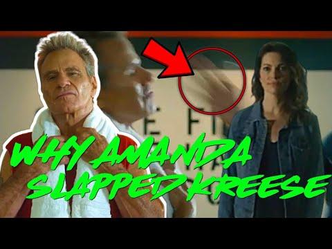 Download WHY AMANDA SLAPPED KREESE! - COBRA KAI SEASON 3 TRAILER