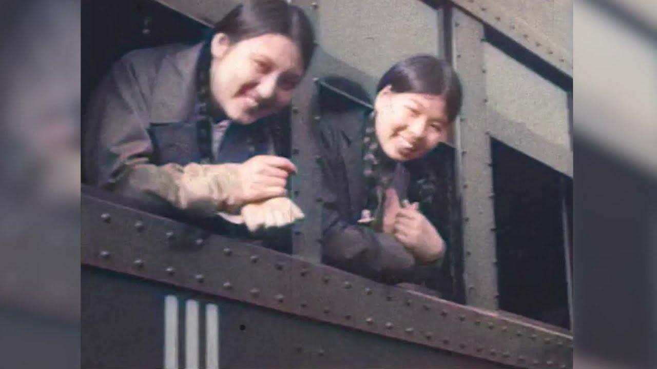 1930년대 조선의 모습 (인공지능 채색)