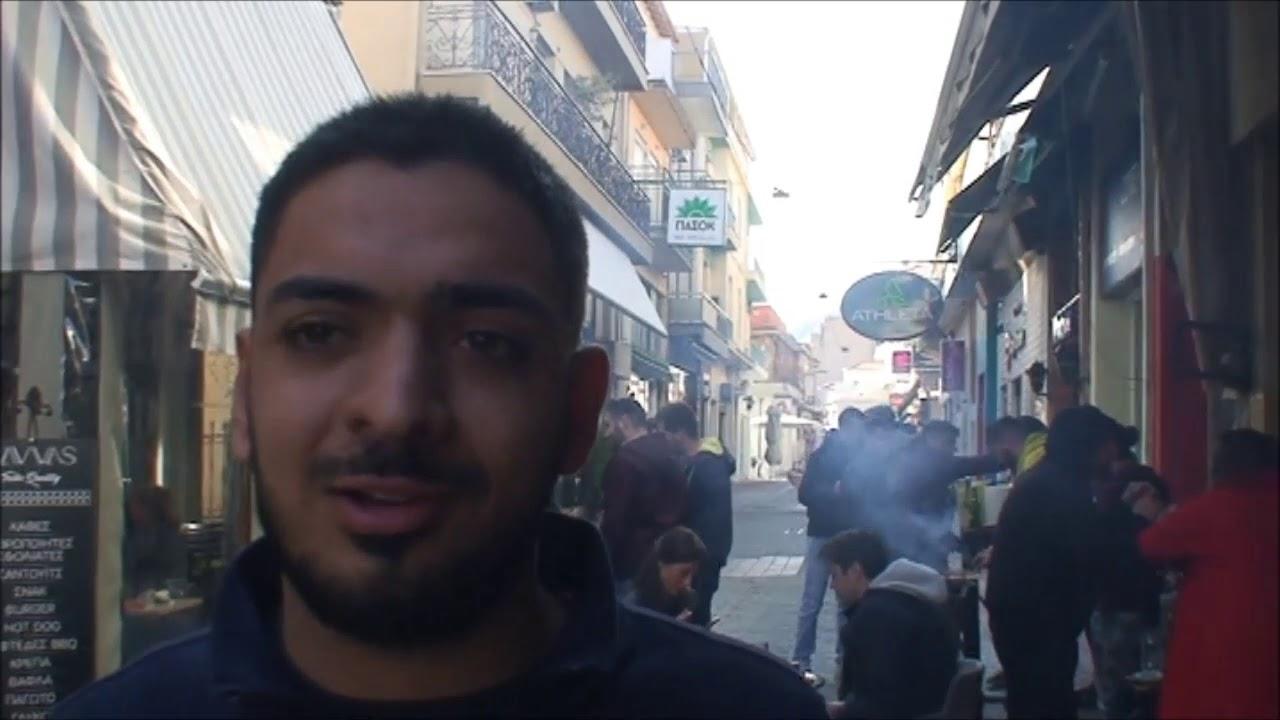 Ευχές της Τσικνοπέμπτης από τον πρόεδρο Κρητών της Τρίπολης