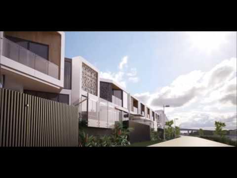 The Keelson River Villas, Hamilton Reach, Brisbane